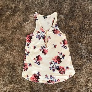 Dynamite floral camisole